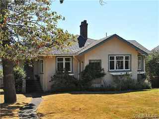 Photo 1: 919 St. Patrick Street in VICTORIA: OB South Oak Bay Residential for sale (Oak Bay)  : MLS®# 326783