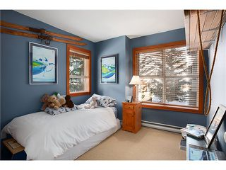 Photo 9: 4 4661 Blackcomb Way in Whistler: Benchlands Townhouse for sale