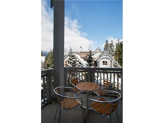 Photo 10: 4 4661 Blackcomb Way in Whistler: Benchlands Townhouse for sale