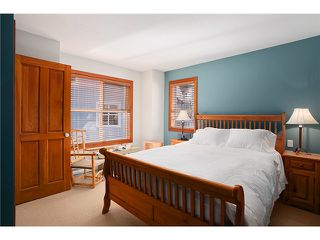 Photo 6: 4 4661 Blackcomb Way in Whistler: Benchlands Townhouse for sale