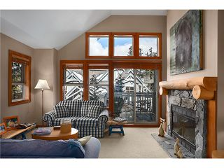 Photo 2: 4 4661 Blackcomb Way in Whistler: Benchlands Townhouse for sale