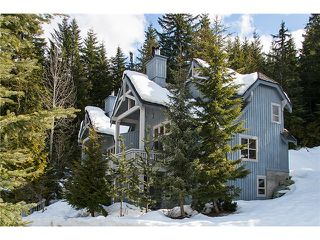 Photo 1: 4 4661 Blackcomb Way in Whistler: Benchlands Townhouse for sale
