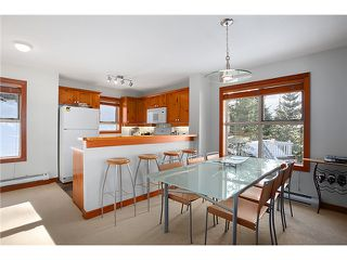 Photo 4: 4 4661 Blackcomb Way in Whistler: Benchlands Townhouse for sale