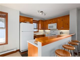 Photo 5: 4 4661 Blackcomb Way in Whistler: Benchlands Townhouse for sale
