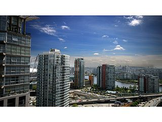 Main Photo: # 2603 1008 CAMBIE ST in Vancouver: Yaletown Condo for sale (Vancouver West)  : MLS®# V1071493