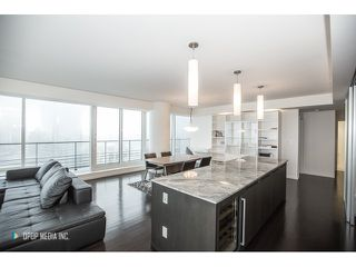 Photo 3: # 3903 1011 W CORDOVA ST in Vancouver: Coal Harbour Condo for sale (Vancouver West)  : MLS®# V1097902