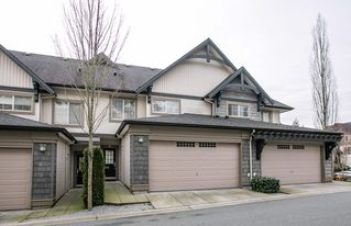 "Main Photo: 91 1369 PURCELL Drive in Coquitlam: Westwood Plateau Townhouse for sale in ""WHITETAIL LANE"" : MLS®# R2435368"
