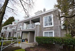 "Main Photo: 3015 E KENT NORTH Avenue in Vancouver: South Marine Townhouse for sale in ""BOARDWALK"" (Vancouver East)  : MLS®# R2436727"