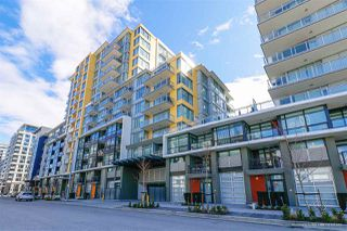 Main Photo: 609 8688 HAZELBRIDGE Way in Richmond: West Cambie Condo for sale : MLS®# R2448616