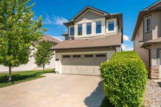 Photo 1: 713 173B Street in Edmonton: Zone 56 House for sale : MLS®# E4200985
