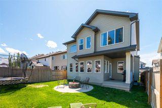 Photo 40: 713 173B Street in Edmonton: Zone 56 House for sale : MLS®# E4200985