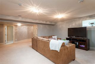Photo 36: 713 173B Street in Edmonton: Zone 56 House for sale : MLS®# E4200985