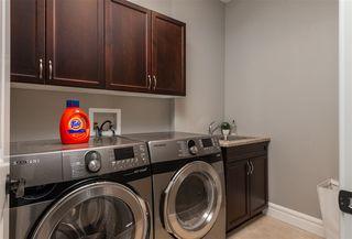 Photo 17: 713 173B Street in Edmonton: Zone 56 House for sale : MLS®# E4200985