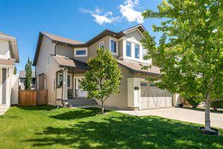 Photo 2: 713 173B Street in Edmonton: Zone 56 House for sale : MLS®# E4200985