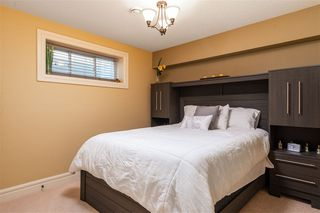 Photo 38: 713 173B Street in Edmonton: Zone 56 House for sale : MLS®# E4200985
