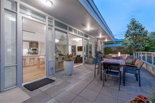 """Photo 4: 102 918 KEITH Road in West Vancouver: Park Royal Townhouse for sale in """"Evelyn - Cliffside II"""" : MLS®# R2466947"""