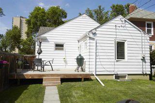 Photo 39: 8719 100 Street in Edmonton: Zone 15 House for sale : MLS®# E4202424