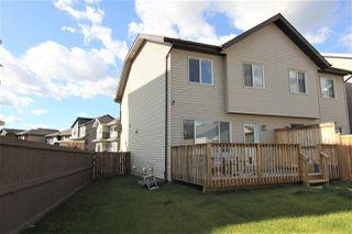 Photo 36: 2513 PRICE Way in Edmonton: Zone 55 House Half Duplex for sale : MLS®# E4213855