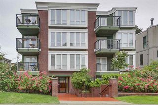 Photo 1: 302 2825 ALDER Street in Vancouver: Fairview VW Condo for sale (Vancouver West)  : MLS®# R2518151