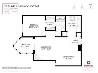 "Photo 24: 107 2405 KAMLOOPS Street in Vancouver: Renfrew VE Condo for sale in ""8th Avenue Garden Apartments"" (Vancouver East)  : MLS®# R2528121"