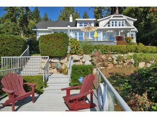 Main Photo: 3435 BEACH Avenue: Roberts Creek House for sale (Sunshine Coast)  : MLS®# V976445