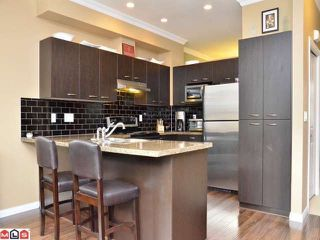 """Photo 4: 53 6785 193RD Street in Surrey: Clayton Townhouse for sale in """"MADRONA"""" (Cloverdale)  : MLS®# F1226686"""