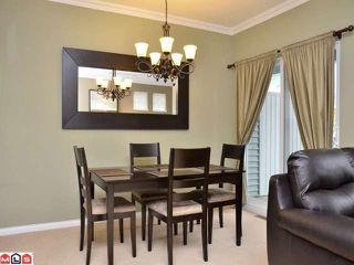 """Photo 3: 53 6785 193RD Street in Surrey: Clayton Townhouse for sale in """"MADRONA"""" (Cloverdale)  : MLS®# F1226686"""