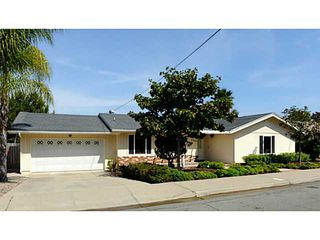 Photo 1: SAN DIEGO House for sale : 3 bedrooms : 5385 Brockbank Place