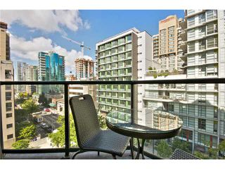 """Photo 14: 706 1212 HOWE Street in Vancouver: Downtown VW Condo for sale in """"1212 HOWE"""" (Vancouver West)  : MLS®# V1009386"""