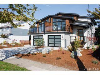 Photo 2: 254 Ontario St in VICTORIA: Vi James Bay Half Duplex for sale (Victoria)  : MLS®# 651971