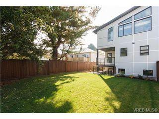 Photo 20: 254 Ontario St in VICTORIA: Vi James Bay Half Duplex for sale (Victoria)  : MLS®# 651971
