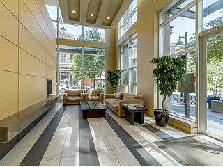 "Photo 10: 714 121 BREW Street in Port Moody: Port Moody Centre Condo for sale in ""THE ROOM"" : MLS®# V1074522"
