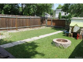 Photo 14: 215 Berry Street in WINNIPEG: St James Residential for sale (West Winnipeg)  : MLS®# 1417110