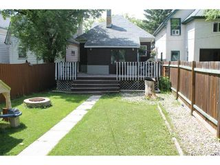 Photo 15: 215 Berry Street in WINNIPEG: St James Residential for sale (West Winnipeg)  : MLS®# 1417110