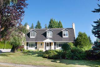 Main Photo: 4418 PATTERDALE Drive in North Vancouver: Canyon Heights NV House for sale : MLS®# V1077580