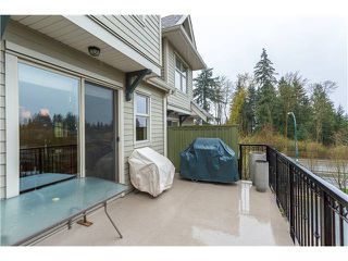 Photo 9: # 8 3380 FRANCIS CR in Coquitlam: Burke Mountain Condo for sale : MLS®# V1113315