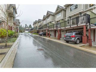 Photo 2: # 8 3380 FRANCIS CR in Coquitlam: Burke Mountain Condo for sale : MLS®# V1113315