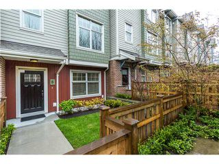 Photo 1: # 8 3380 FRANCIS CR in Coquitlam: Burke Mountain Condo for sale : MLS®# V1113315