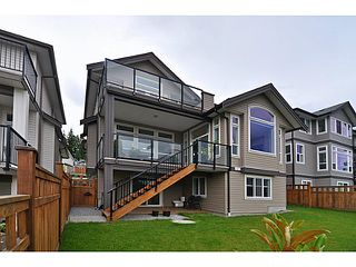 Photo 17: 3472 STEPHENS CT in Coquitlam: Burke Mountain House for sale : MLS®# V1115281