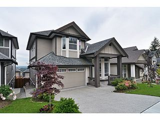 Photo 1: 3472 STEPHENS CT in Coquitlam: Burke Mountain House for sale : MLS®# V1115281