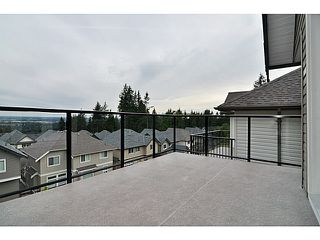 Photo 12: 3472 STEPHENS CT in Coquitlam: Burke Mountain House for sale : MLS®# V1115281