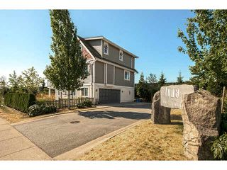Photo 1: 47 30748 CARDINAL AVENUE in Abbotsford: Abbotsford West Townhouse for sale : MLS®# F1444316