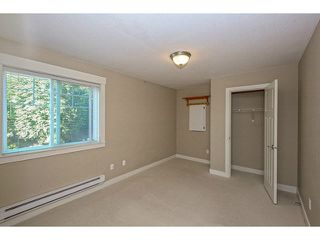 Photo 19: 47 30748 CARDINAL AVENUE in Abbotsford: Abbotsford West Townhouse for sale : MLS®# F1444316