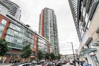 Main Photo: 501 688 ABBOTT STREET in Vancouver: Downtown VW Condo for sale (Vancouver West)  : MLS®# R2136384
