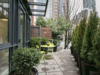 Photo 15: 201 289 DRAKE STREET in Vancouver: Yaletown Townhouse for sale (Vancouver West)