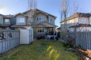 Photo 21: 2233 AUSTIN WY SW in Edmonton: House Half Duplex for sale : MLS®# E4142785