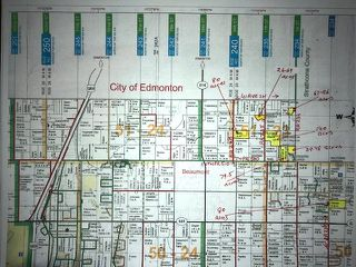 Main Photo: South of 41 Ave on Meridian St.: Rural Leduc County Rural Land/Vacant Lot for sale : MLS®# E4168693