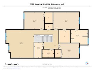 Photo 3: 3692 KESWICK Boulevard in Edmonton: Zone 56 House for sale : MLS®# E4171547