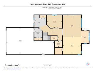 Photo 2: 3692 KESWICK Boulevard in Edmonton: Zone 56 House for sale : MLS®# E4171547