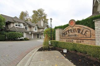 """Photo 2: 40 23085 118 Avenue in Maple Ridge: East Central Townhouse for sale in """"SOMMERVILLE GARDENS"""" : MLS®# R2411963"""